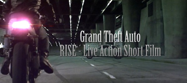 Grand Theft Auto: RISE – Live Action Short Film