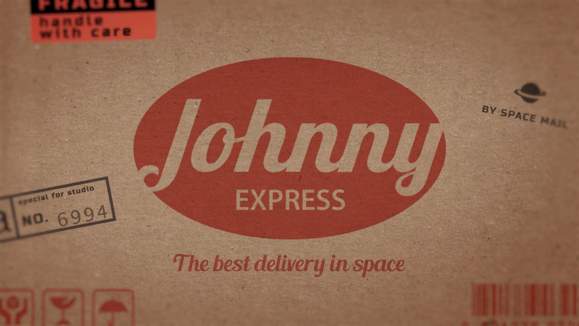 [Animation] Johnny Express