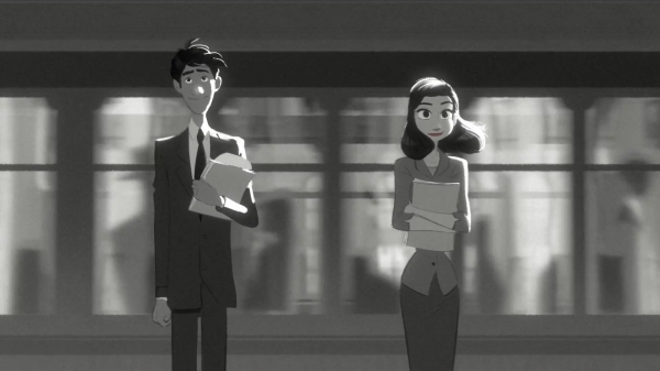 [Animation] Paperman