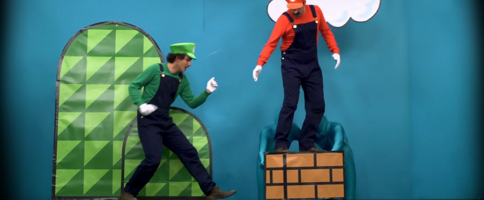 Very Bad Blagues – Quand on est Mario & Luigi