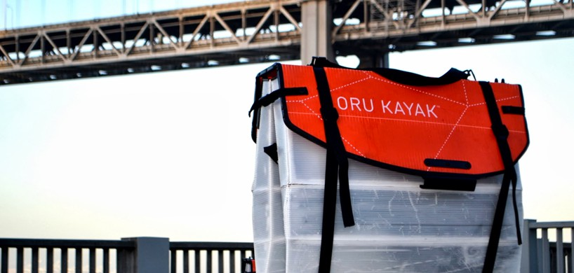 [SHUT UP AND TAKE MY MONEY] ORU Kayak : le kayak origami